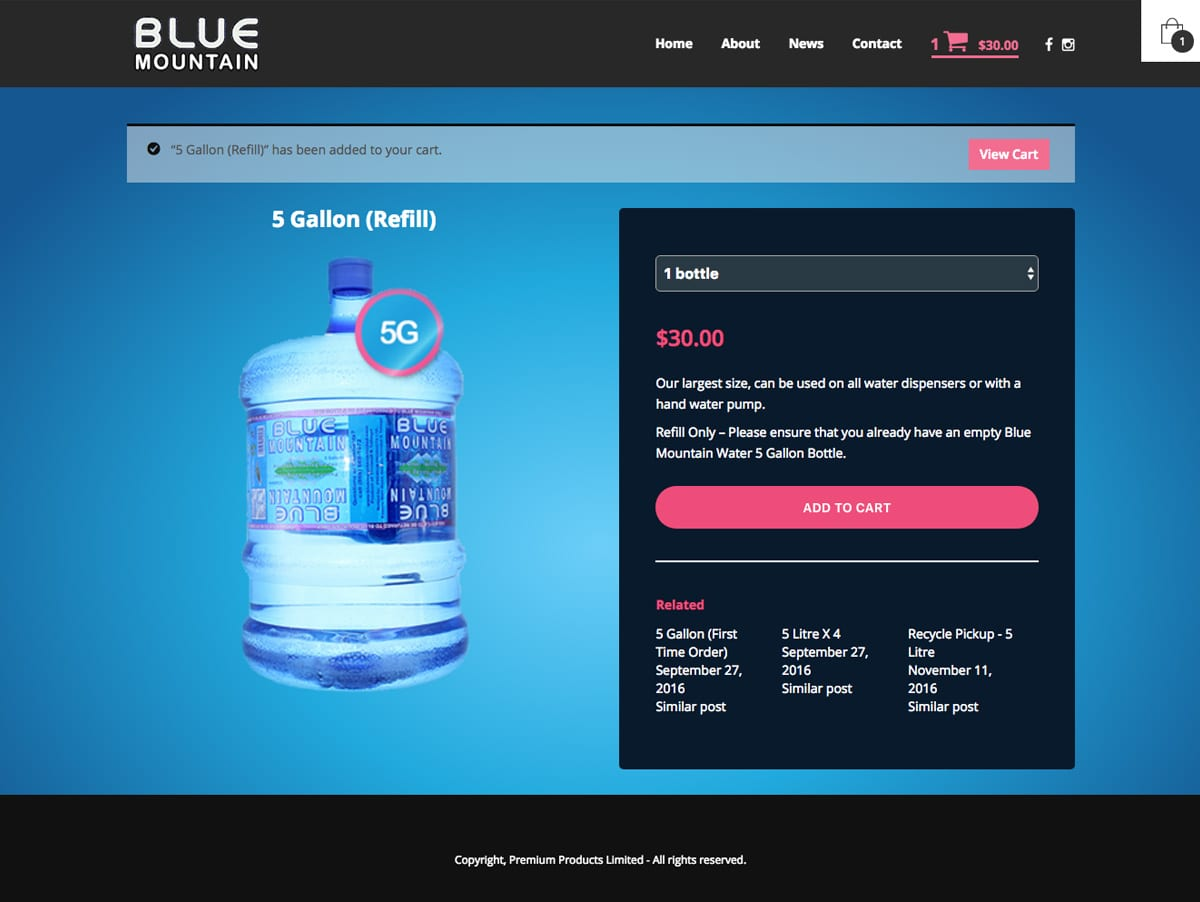 webpage-BlueMountianWater-AddToCart