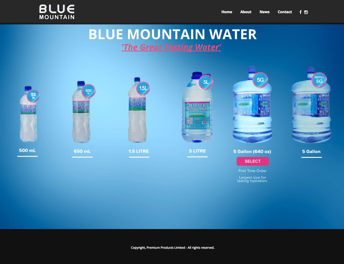 webpage-BlueMountianWater-product